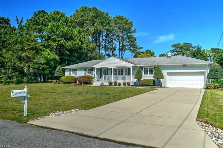 1752 N Woodhouse RD, Virginia Beach, VA 23454