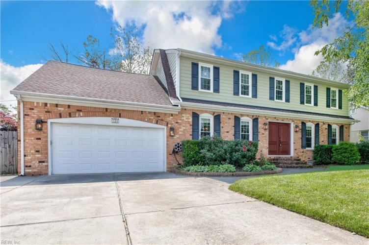733 Rosaer CIR, Virginia Beach, VA 23464