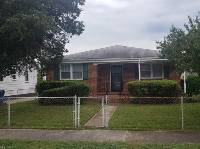1125 Charleston ST, Norfolk, VA 23505