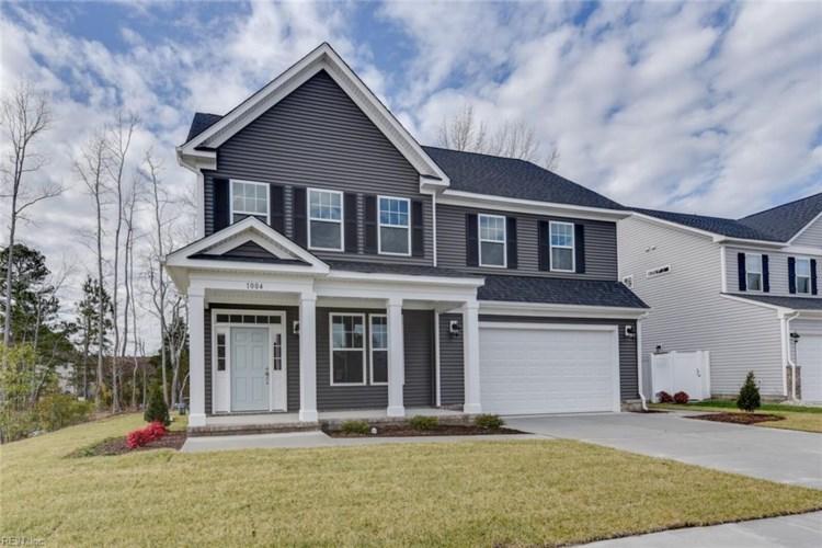 1004 Pernell LN, Chesapeake, VA 23322