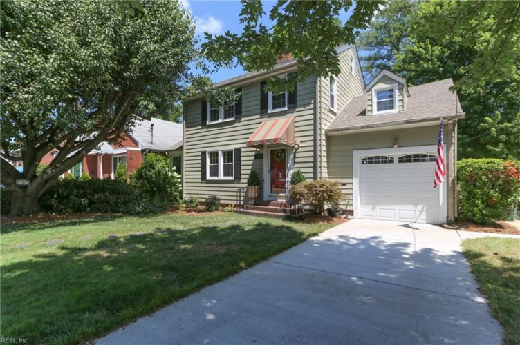 208 Oak Grove RD, Norfolk, VA 23505