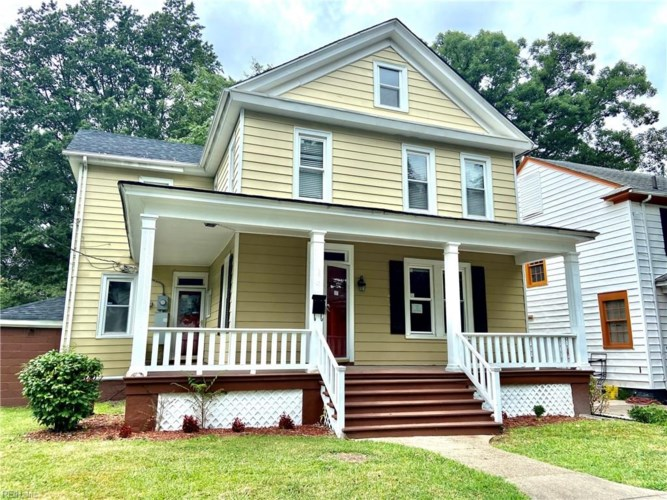 2701 Vincent AVE, Norfolk, VA 23509