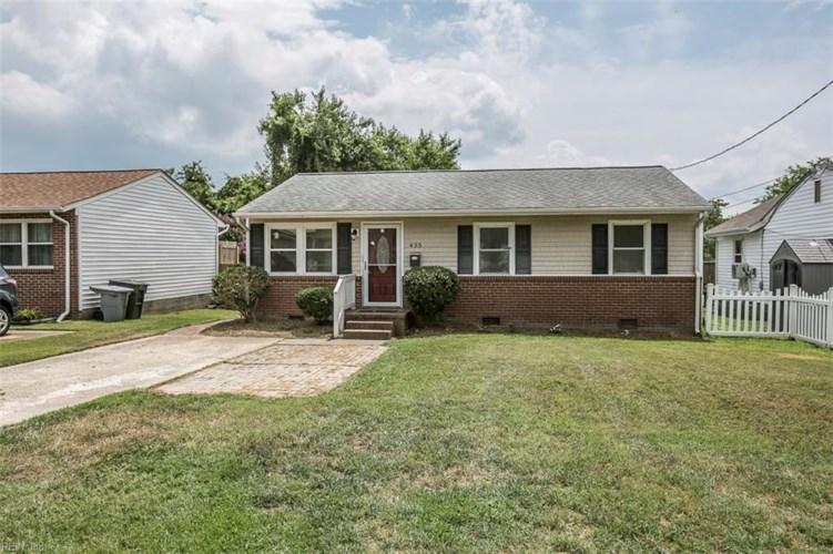 435 Benthall RD, Hampton, VA 23664