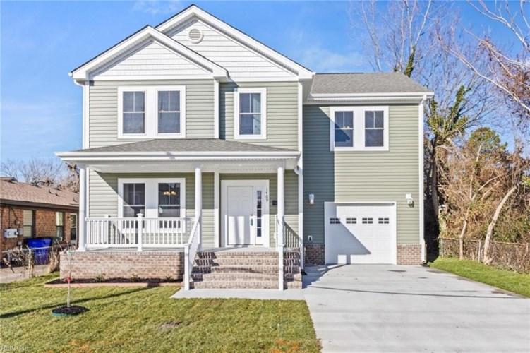 1409 Wilson RD, Norfolk, VA 23523