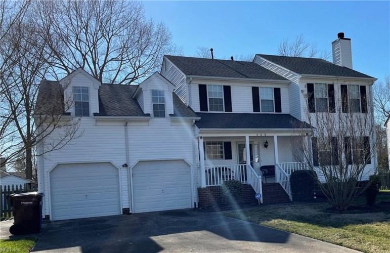 408 Sandy Hill WAY, Chesapeake, VA 23322