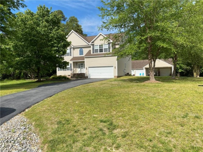 94 Kings Point AVE, Isle of Wight County, VA 23430