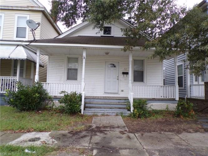 702 Forbes ST, Norfolk, VA 23504
