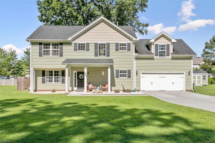 628 Crossland DR, Chesapeake, VA 23320