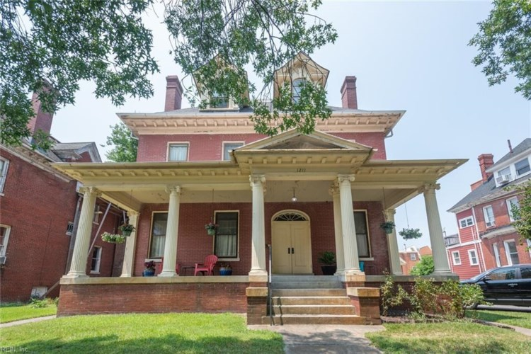 1211 Colonial AVE, Norfolk, VA 23517