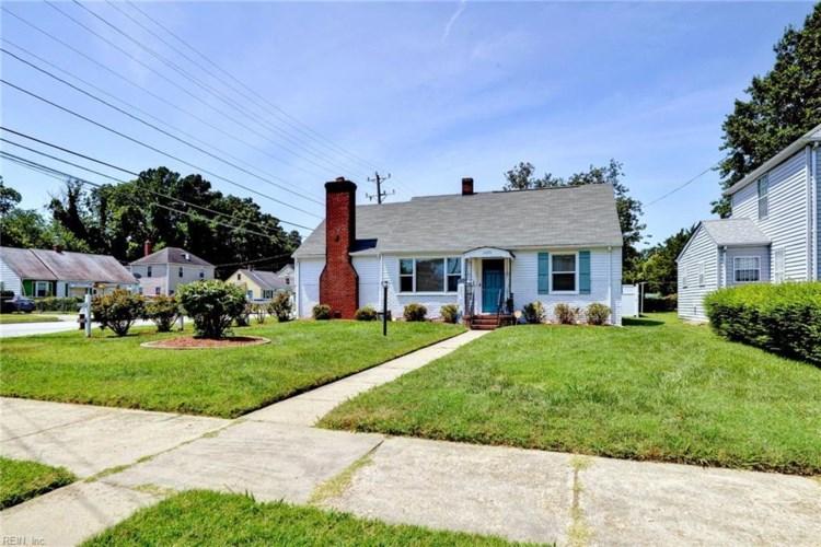 1601 Orcutt AVE, Newport News, VA 23607
