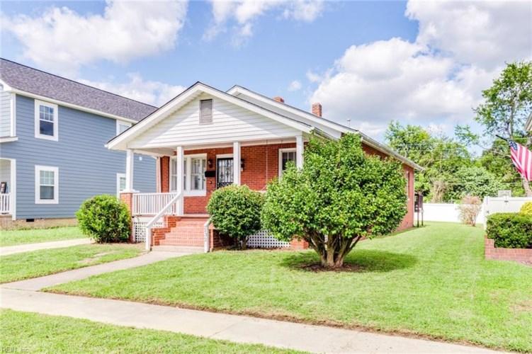 232 Cherry AVE, Hampton, VA 23661