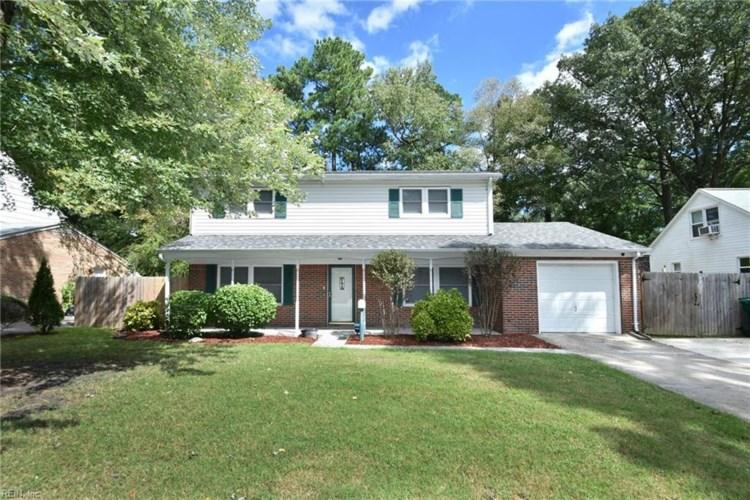 809 Terrace DR, Newport News, VA 23601