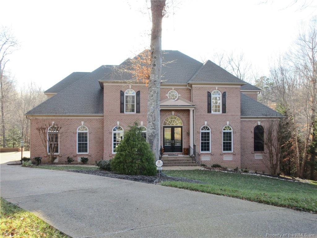 3252 Oak Branch Lane , Toano, VA 23168