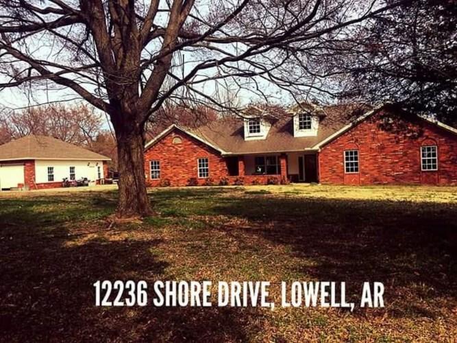 12236 Shore Drive, Lowell, AR 72745