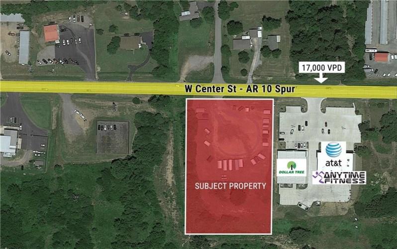 2509 W Center Street, Greenwood, AR 72936