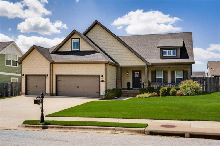 805 Sloane Square, Cave Springs, AR 72718