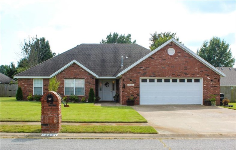 12061 Shark Lane, Farmington, AR 72730