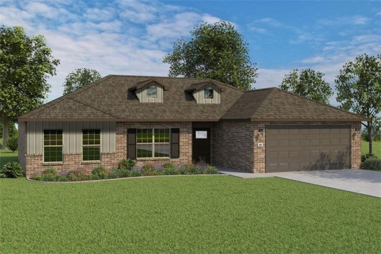 929 S Canvasback Court, Siloam Springs, AR 72761