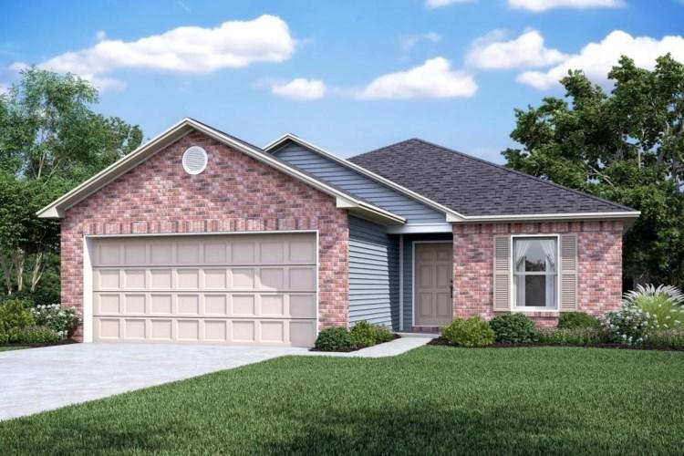 826 S Kingfisher Lane, Fayetteville, AR 72701