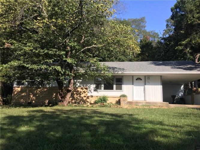 814 N Jackson, Fayetteville, AR 72701