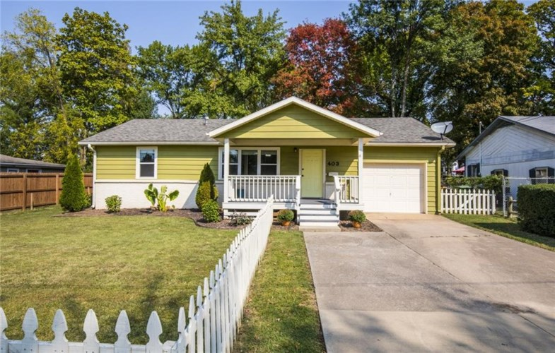 403 W Mulberry, Rogers, AR 72756