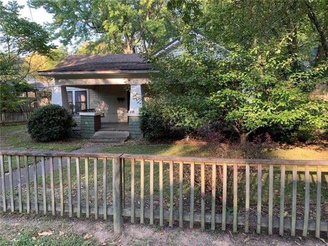 511 Walnut Avenue, Fayetteville, AR 72701