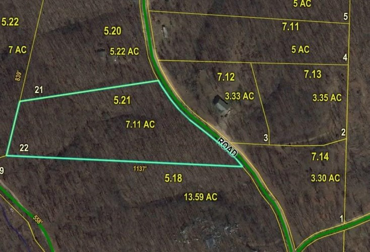 Lot 22 Cyclone Road, Pineville, MO 64856