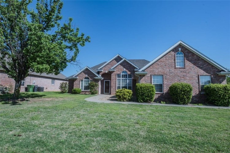 4401 W Braymore Drive, Rogers, AR 72758