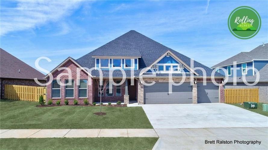 4205 SW Wheatgrass Boulevard, Bentonville, AR 72712
