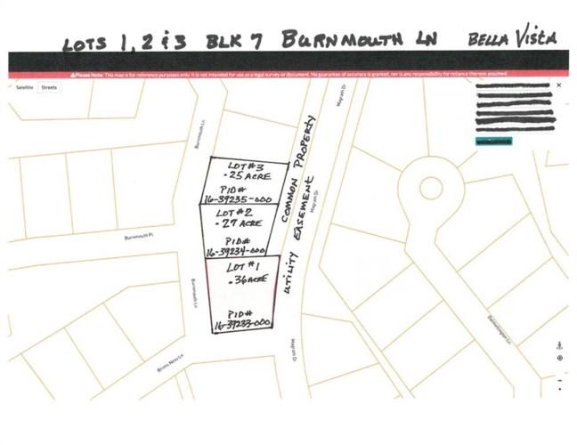 -- Burnmouth Lane, Bella Vista, AR 72715