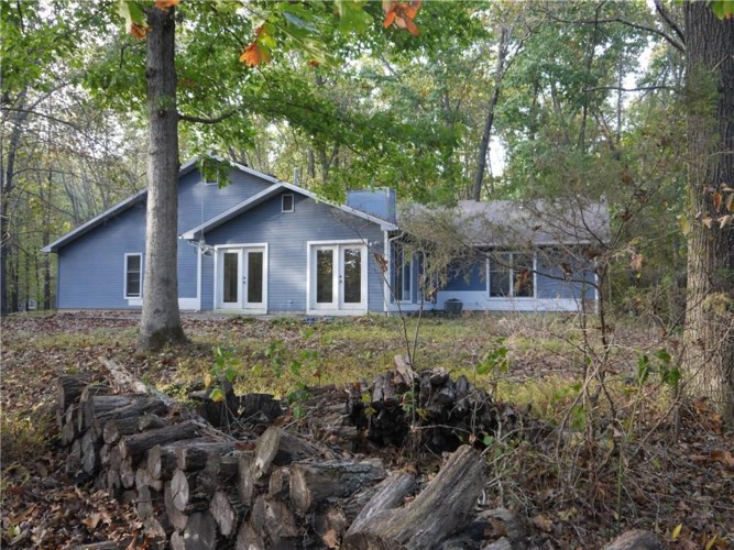 8463 E Plentywood Farms Road, Bentonville, AR 72712