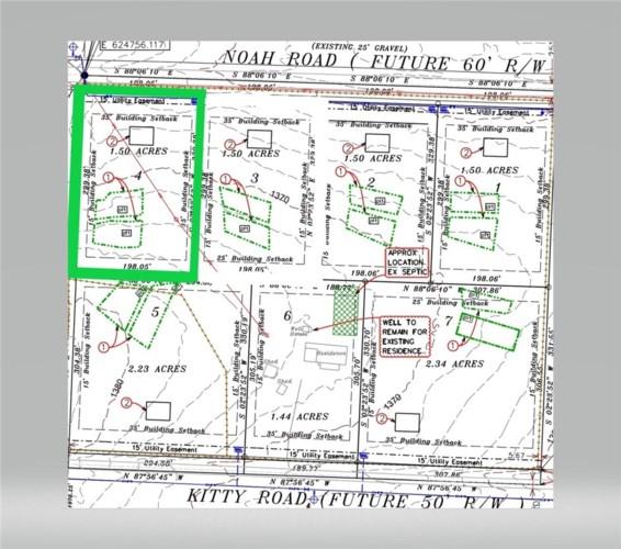Noah Road  #Lot 4, Gravette, AR 72736