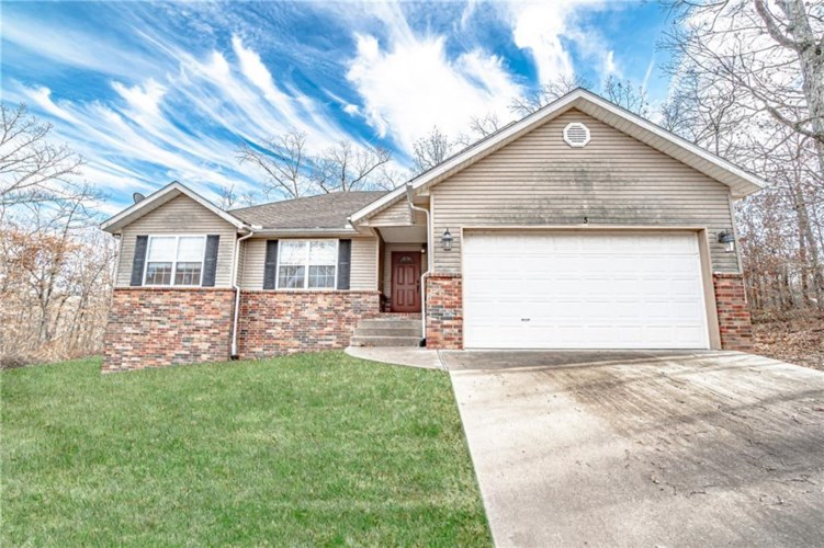 5 Boxford Circle, Bella Vista, AR 72715