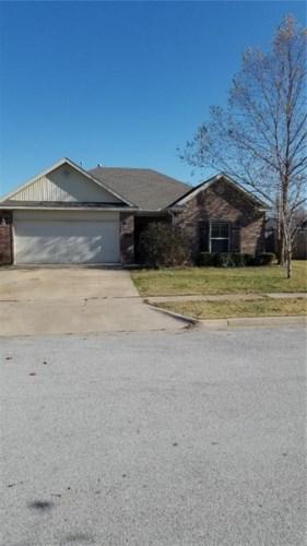 1276 S Blue Willow Avenue, Fayetteville, AR 72701