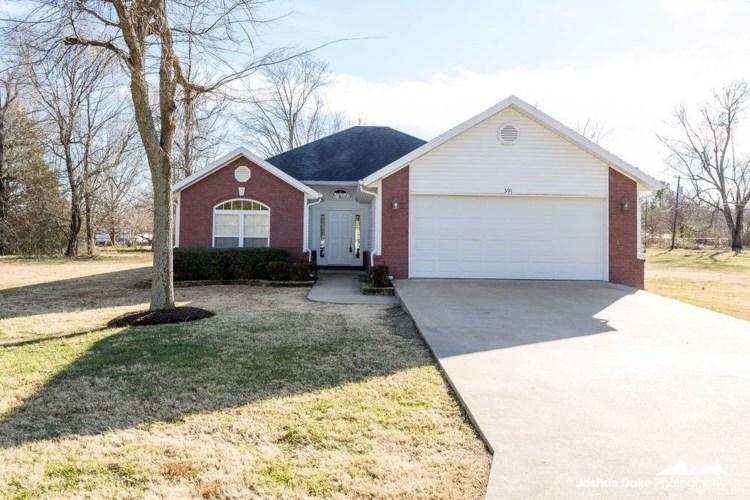 391 W Circle Drive, Fayetteville, AR 72701