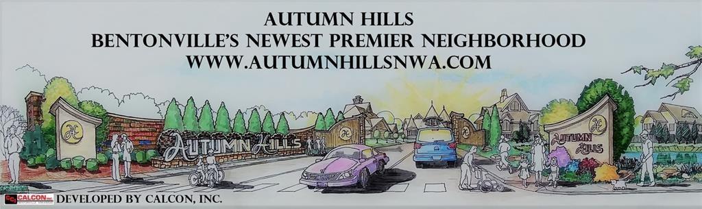 Lot 13 SW Autumn Hills Road, Bentonville, AR 72712