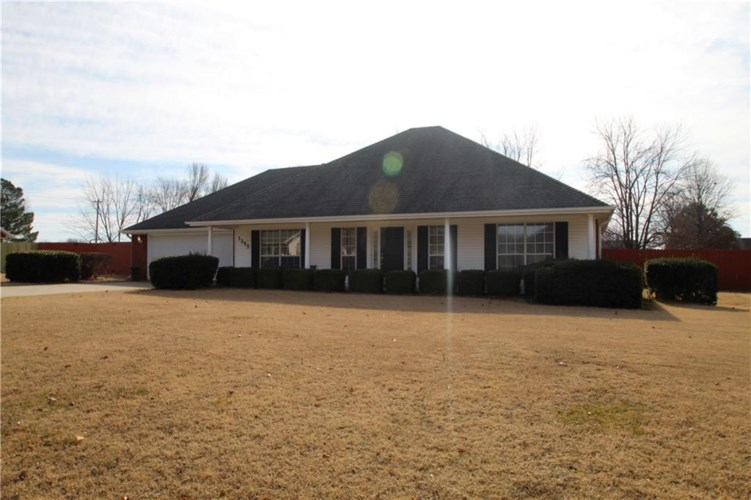 1255 Quail Meadows Avenue, Bethel Heights, AR 72764