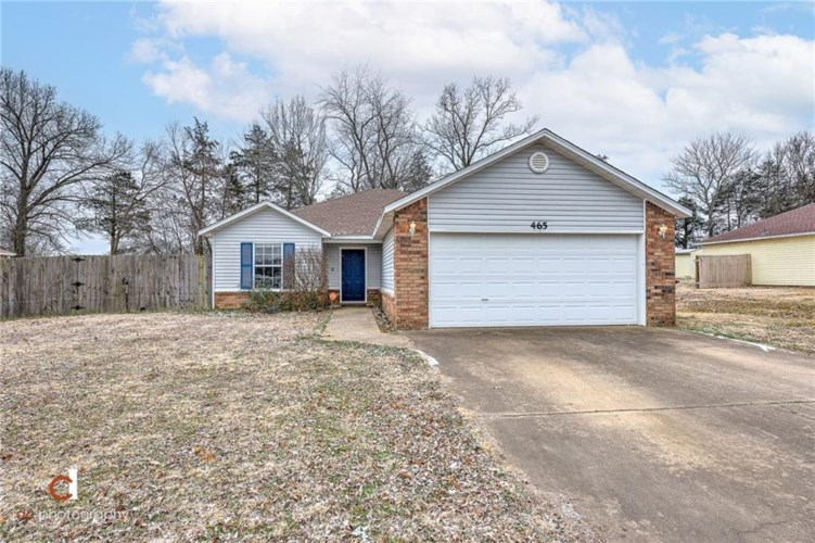 465 Richland Creek Avenue, Elkins, AR 72727