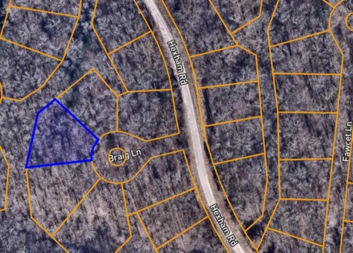 Lot 5 Braig Lane, Bella Vista, AR 72715
