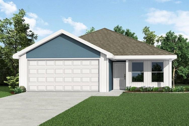 821 S Crow Street, Siloam Springs, AR 72761