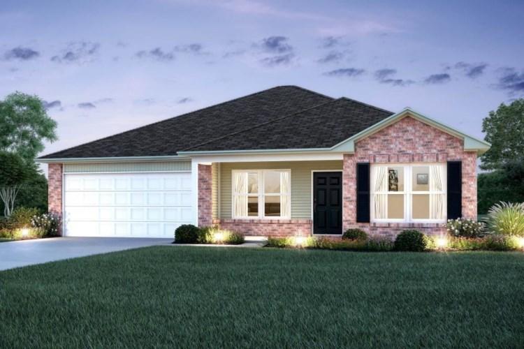 1761 Hermitage Drive, Centerton, AR 72719