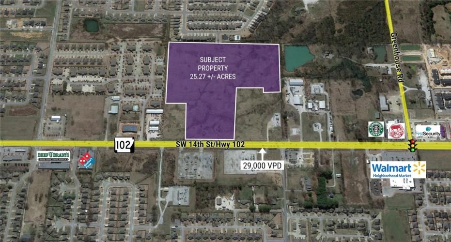 SW 14th Street, Bentonville, AR 72712