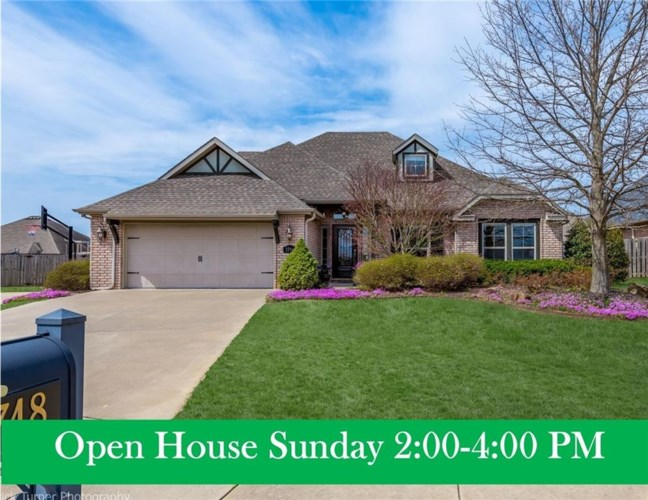 3748 Shady Canyon Cove, Springdale, AR 72762