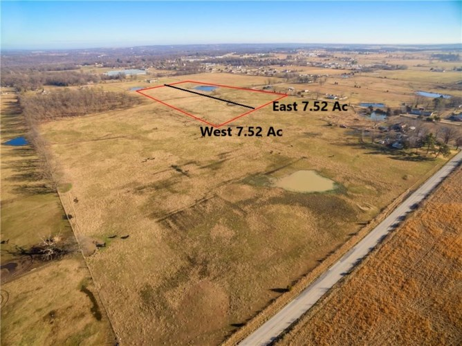 TBD (7.52 Ac - West) Cozy Corners Road, Siloam Springs, AR 72761