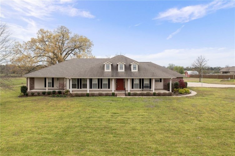 535 Clear Creek Road, Alma, AR 72921