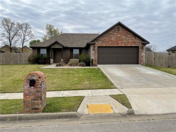 881 Crawford Lane, Prairie Grove, AR 72753