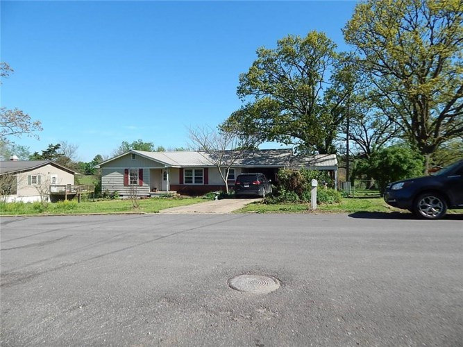 404 Edwards Avenue, Berryville, AR 72616