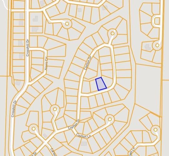 Coylton Lot 3 Drive, Bella Vista, AR 72715