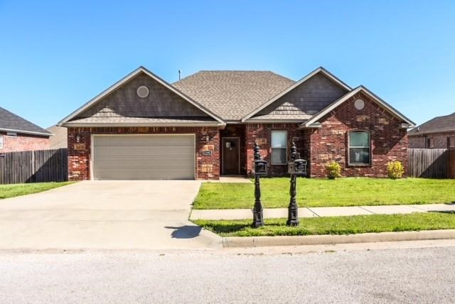 1280 Colonel Mcneil Drive, Prairie Grove, AR 72753