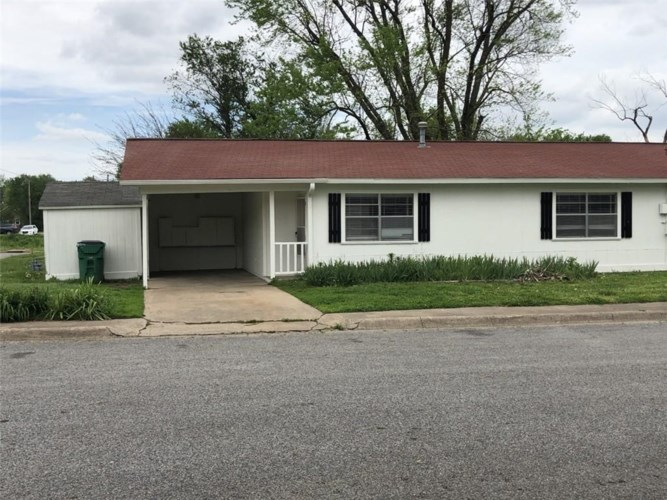 419 Cleveland Street  #A, Springdale, AR 72764